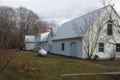standing seam seel roof in Rome, Maine